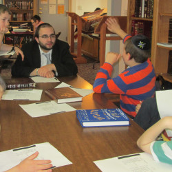 shavuos with kollel2-cropped
