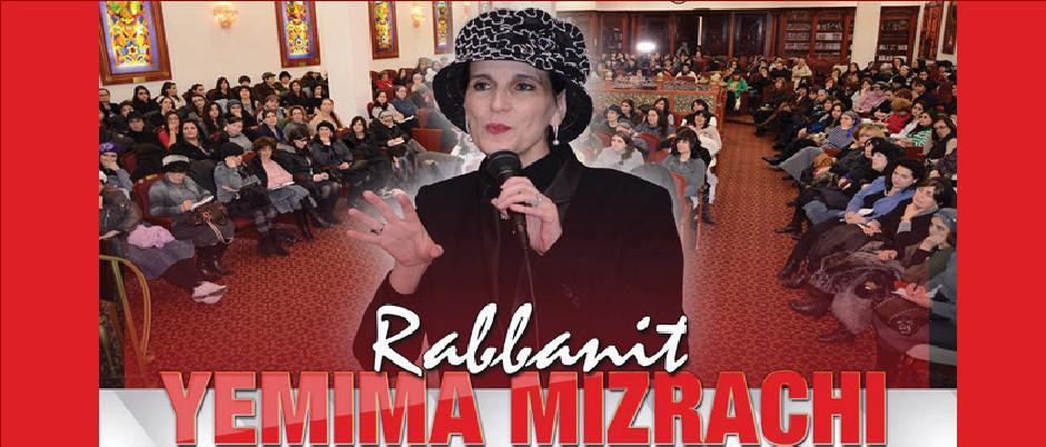 Rabbanit Yemima Mizrachi