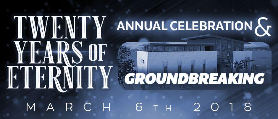 Denver Community Kollel's 20th Anniversary Celebration and Groundbreaking